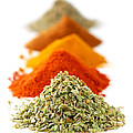 Spices by Elena Elisseeva