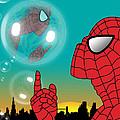 Spiderman 4 by Mark Ashkenazi
