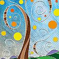 Spiralscape by Shawna Rowe