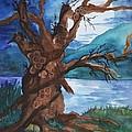 Spirit Tree by Ellen Levinson
