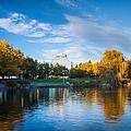 Spokane Reflections by Inge Johnsson