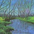 Spring Awakening II by Garry McMichael