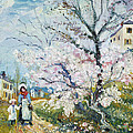 Spring Blossom by Henri Richet