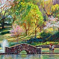 Spring Morning by Bonnie Mason
