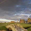 St Andrews Bridge by Chris Frost