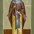 St Anthony by Julia Bridget Hayes