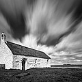 St Cwyfan's Church by Dave Bowman