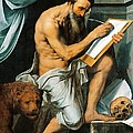 St. Jerome by Willem Key