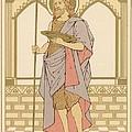 St John The Baptist by English School