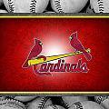 St Louis Cardinals by Joe Hamilton