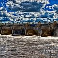 St Lucie Lock And Dam 3 by Dan Dennison