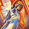 St. Michael by Sheila Diemert
