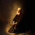 St. Peter In Prison, 1631 by Rembrandt Harmensz. van Rijn