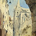 St. Severin Paris by James Holland