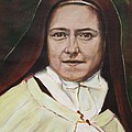 St. Therese Of Lisieux by Sheila Diemert