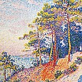 St Tropez The Custom's Path by Paul Signac