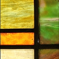 Stained Glass 5 by Tom Druin