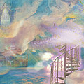 Stairway To Heaven by Anne Cameron Cutri
