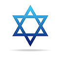 Star Of David by Aged Pixel