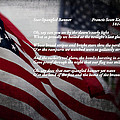 Star Spangled Banner  by Ella Kaye Dickey