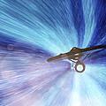 Star Trek - Warp Speed Mr. Scott by Jason Politte