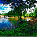 Starrs Mill 360 Panorama by Lar Matre