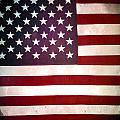 Stars And Stripes by Les Cunliffe