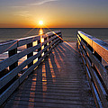 Stars On The Boardwalk by Debra and Dave Vanderlaan