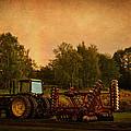 Starting Over - Vintage Country Art by Jordan Blackstone