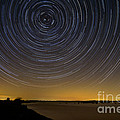 Startrails 3 by Benjamin Reed