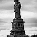 Statue Of Liberty National Monument Liberty Island New York City by Joe Fox