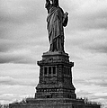 Statue Of Liberty National Monument Liberty Island New York City Usa by Joe Fox
