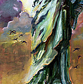 Statue Of Liberty New York  by Ginette Callaway