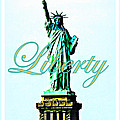 Statue of Liberty Print by The Creative Minds Art and Photography