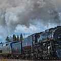 Steam Engine 261 by Paul Freidlund