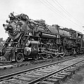 Steam Locomotive Crescent Limited C. 1927 by Daniel Hagerman