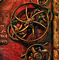 Steampunk - Clockwork by Mike Savad