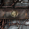 Steampunk - Connections   Print by Mike Savad