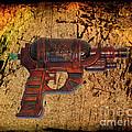 Steampunk - Gun - Ray Gun by Paul Ward