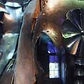 Steel Knight by Ayse Deniz