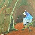 Stellar Jay Begins His Journey...will You Follow? by Gilbert Bernhardt