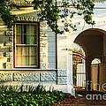 Stellenbosch Gate by Rick Bragan