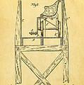 Stevens Roller Coaster Patent Art  3 1884 by Ian Monk