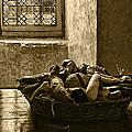 Still Life At Chenonceau by Nikolyn McDonald