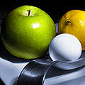 Still Life Eclectic 2 by Cecil Fuselier