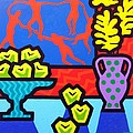 Still Life With Matisse by John  Nolan