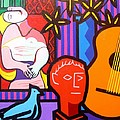 Still Life With Picasso's Dream by John  Nolan