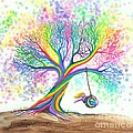 Still More Rainbow Tree Dreams by Nick Gustafson