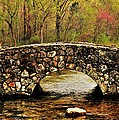 Stone Bridge In The Ozarks by Benjamin Yeager