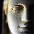 Stone Statue Closeup